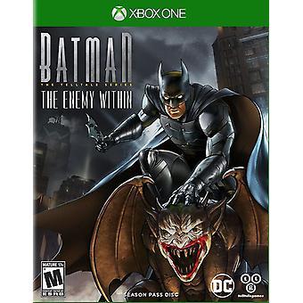 باتمان العدو داخل اللعبة Xbox واحد سلسلة الراوي