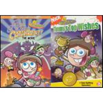 Abra-Catastrophe/Timmy's Top Wishes [DVD] USA import