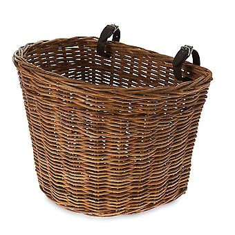 Basil Darcy L front bicycle basket