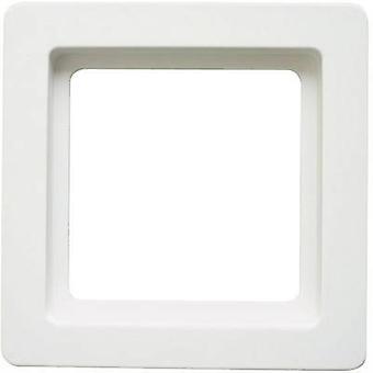 Berker 1x Frame Q.1 Polar white
