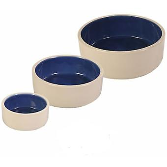 Trixie Ceramic Feeder (Dogs , Bowls, Feeders & Water Dispensers)