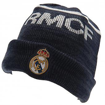 Real Madrid Knitted Hat TU