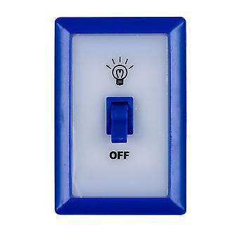 LED interrupteur nuit lumière bas de Noël bleu foncé remplissage HME TRIXES