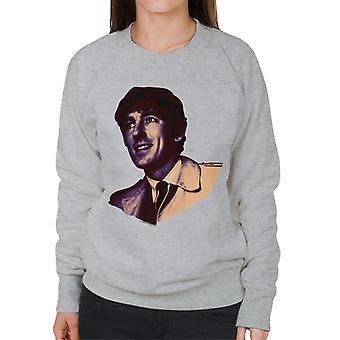 TV Times Peter Cook Women's Sweatshirt