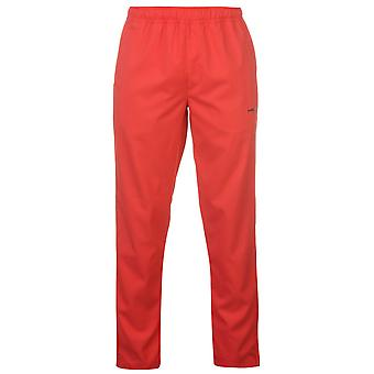 HEAD Mens Club Match Track Pants Trousers Jogging Bottoms Lightweight Zip