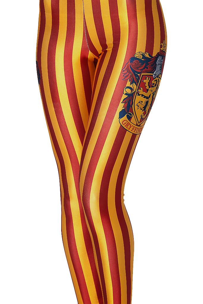 Waooh - Mode - Legging rayé imprimé Harry Potter
