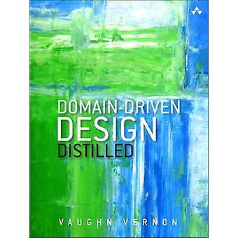 Domain-Driven Design distillata da Vaughn Vernon - 9780134434421 libro