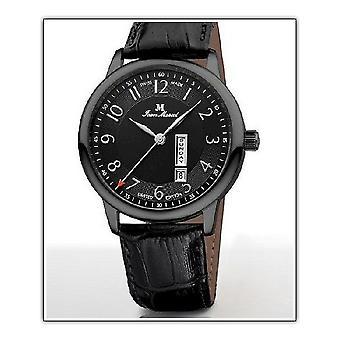 Jean Marcel Palmarium bracelet mens watch automatic 165.271.35