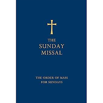 The Sunday Missal: The New Translation of the Order of Mass for Sundays