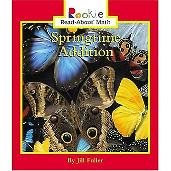Springtime Addition (Rookie Read-About Math)