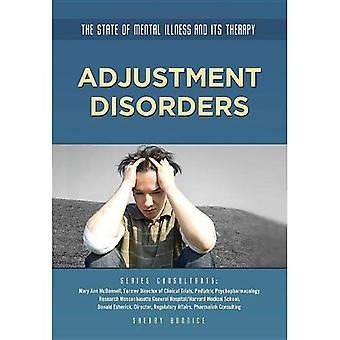 Aanpassing stoornissen (staat van geestesziekten en haar therapie)