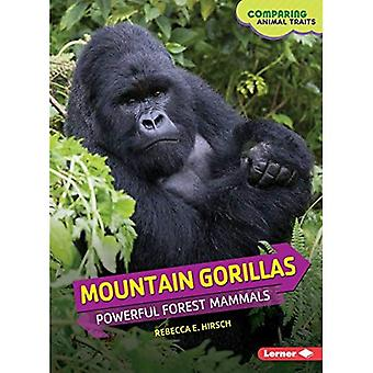 Mountain Gorillas: Powerful Forest Mammals (Comparing Animal Traits)