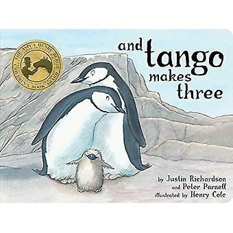 Et Tango effectue trois (livres classiques)