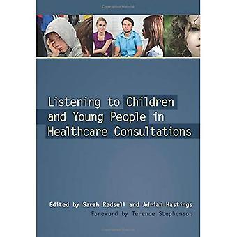 Kuunnella lasten ja nuorten terveydenhuollon neuvottelut