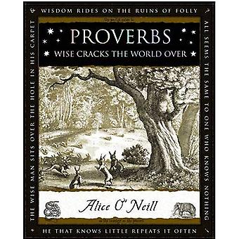 Proverbs: Words of Wisdom (Wooden Books)