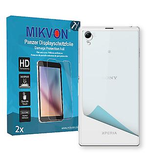 Sony Honami Chun reverse Screen Protector - Mikvon Armor Screen Protector (Retail Package with accessories)