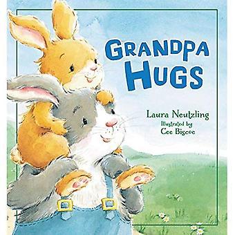 Grandpa Hugs [Board Book]