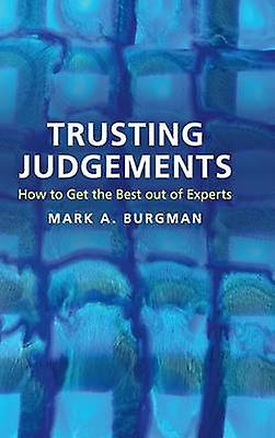 Trusting Judgements by Burghomme & Mark A.