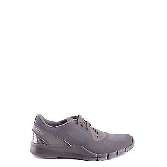 Adidas By Stella Mccartney Grey Fabric Sneakers