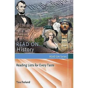 Continua a leggere... Storia, liste di lettura per tutti i gusti da Frolund & Tina