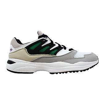 Adidas Torsion Allegra Running White/Black-Chrome D65485 Men's