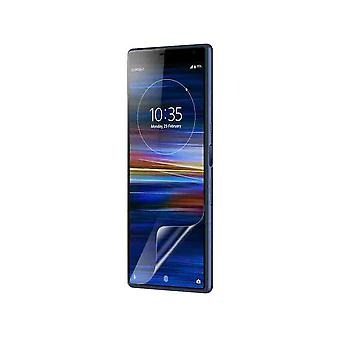 Celicious Impact Anti-Shock Shatterproof Screen Protector Film Compatible with Sony Xperia 10 Plus