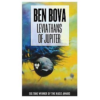 Leviathans of Jupiter by Ben Bova - 9781250295057 Book