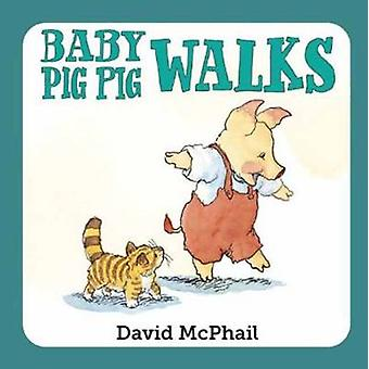 Baby Pig Pig Walks by David McPhail - 9781580895965 Book