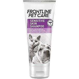 Frontline Tierpflege Hundeshampoo für empfindliche Haut