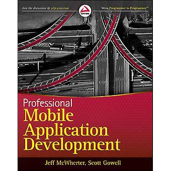Développement d'Application Mobile professionnelle par Jeff McWherter - Scott