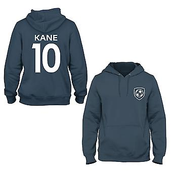 Harry Kane 10 Tottenham Style Player Hoodie