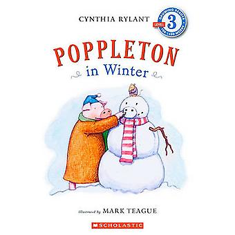 Poppleton in Winter by Cynthia Rylant - Mark Teague - 9781436450782 B