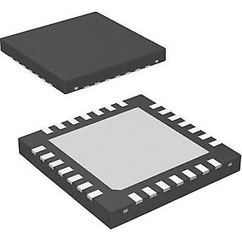 Embedded microcontroller PIC16F1518-I/MV UQFN 28 (4x4) Microchip Technology 8-Bit 20 MHz I/O number 25