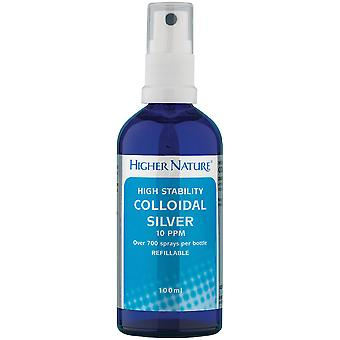 Higher Nature High Stability Colloidal Silver, 200ml