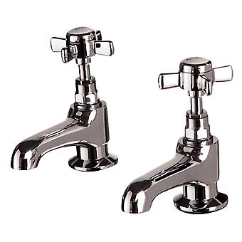 Savisto Traditional Basin Tap Pair