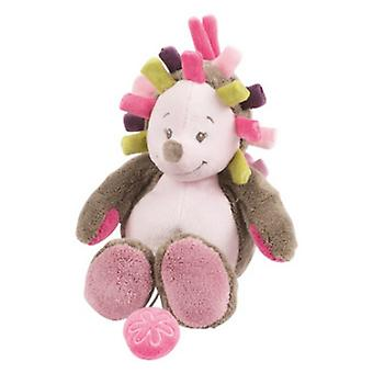 Nattou Mini Musical Hedgehog (Toys , Preschool , Babies , Soft Toys)