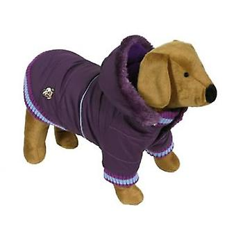 Doggy Things Dandy Parka Purple (Dogs , Dog Clothes , Coats and capes)