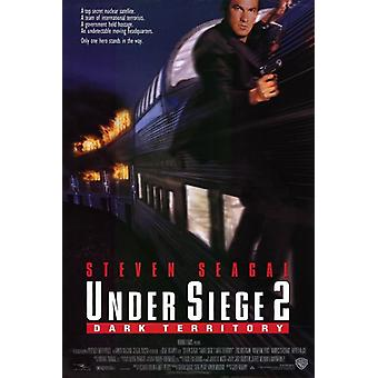 Under Siege 2 Dark Territory Movie Poster (11 x 17)