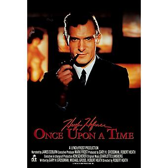 Hugh Hefner Once Upon a Time Movie Poster Print (27 x 40)