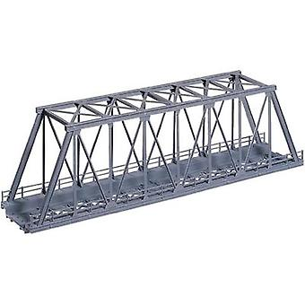 NOCH 21320 H0 Box Bridge, (L x W x H) 360 x 70 x 106 mm