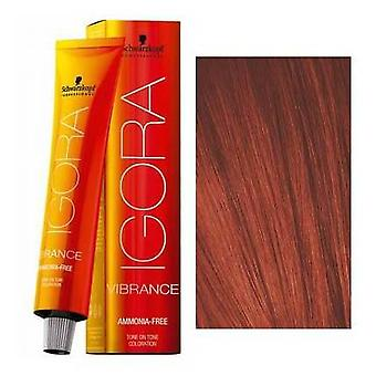 Schwarzkopf Professional Vibrance Igora Intense Red Blonde Medium 7-88