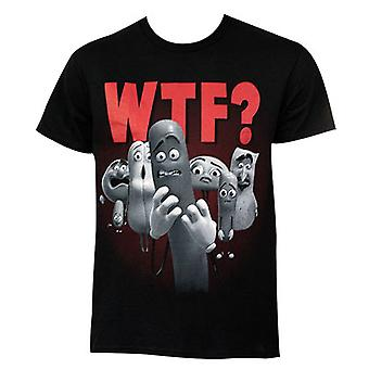 Pølse Party WTF Tee Shirt