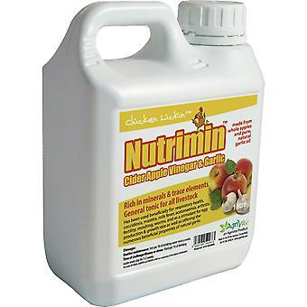 Kylling Lickin' Nutrimin Cider Eddike + hvidløg 1lt