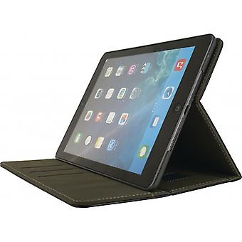 Mobilize Premium Apple iPad Tablet Foliefodral Air 2 Black