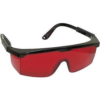 Laser goggles Laserliner LaserVision (rot) 020.70A