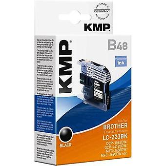 KMP Ink replaced Brother LC-223BK Compatible Blac