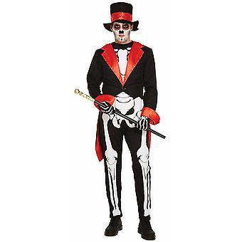 Tag der Toten Männer Kostüm