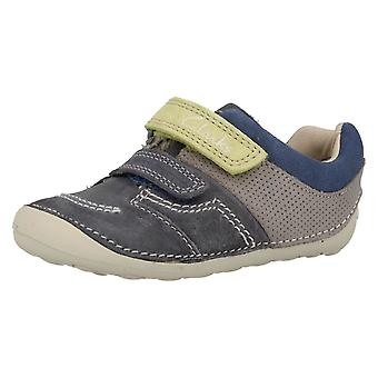 Boys Clarks Cruisers Tiny Ben