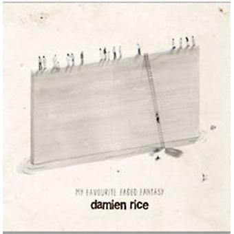 My Favourite Faded Fantasy by Damien Rice
