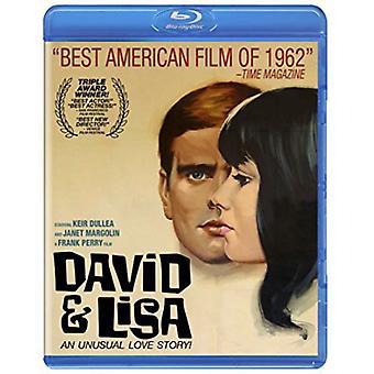 David & Lisa [Blu-ray] USA importerer